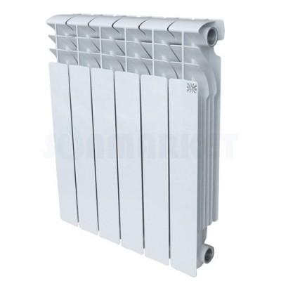 Алюминиевый радиатор STI 500 100 6 секций