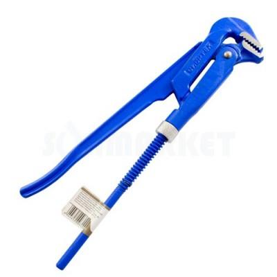 Ключ трубный рычажный №0 «Сибртех»