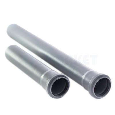 Труба ПП 50x1м (1,8мм) BIPLAST