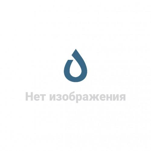 """Угольник PPRC c НР 25х1/2"""" серый"""
