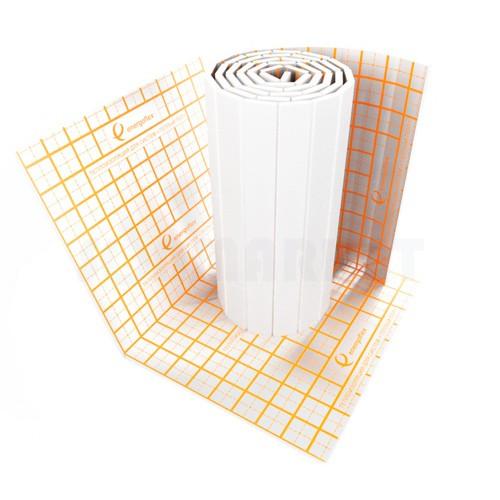 Плита Energofloor Reflect толщ. 25мм, шир. 1м (плита 1,6м2)