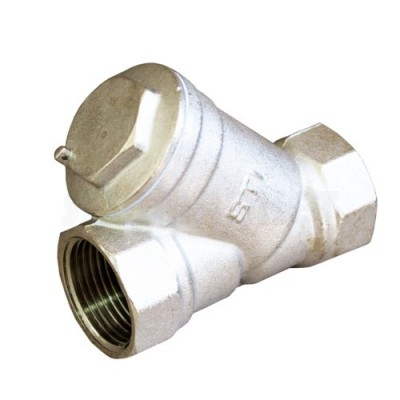Фильтр сетчатый латунный STI 20
