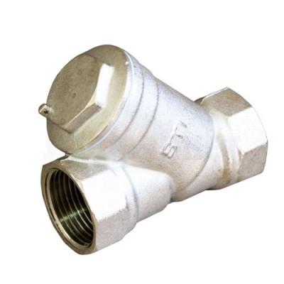 Фильтр сетчатый латунный STI 25