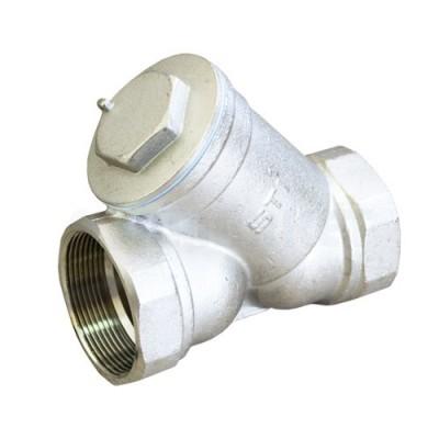 Фильтр сетчатый латунный STI 40