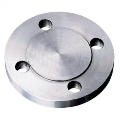 Заглушка стальная фланцевая 65 10 (16) атм.