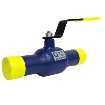 Кран шаровой Ci 11с67п под приварку 40 (PN40)