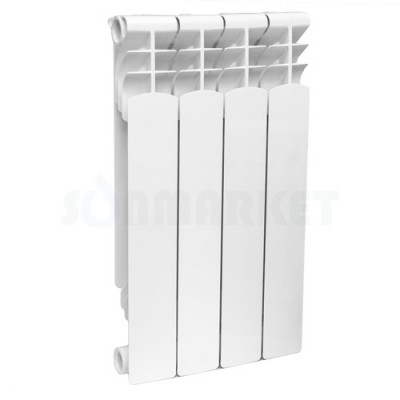 Алюминиевый радиатор STI THERMO RUS 500 80 4 секций
