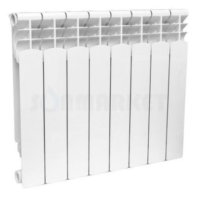 Биметаллический радиатор STI THERMO RUS 500 80 8 секций