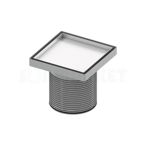 """Основа для плитки """"plate"""" 150мм с монтажным элементом TECEdrainpoint S"""