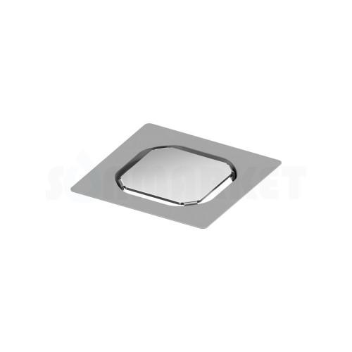 Основа для плитки 100мм из нержавеющей стали TECEdrainpoint S