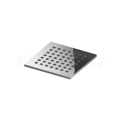 "Решётка декоративная для душевого трапа S ""quadratum"" 150мм TECEdrainpoint"