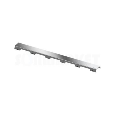 """Панель """"steel II"""" для душевого слива нержавеющая сталь, матовая, прямая 800мм TECEdrainline"""