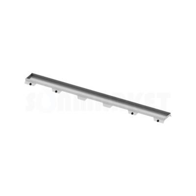 """Основа для плитки """"plate II"""" для душевого слива нержавеющая сталь, прямая 900мм TECEdrainline"""