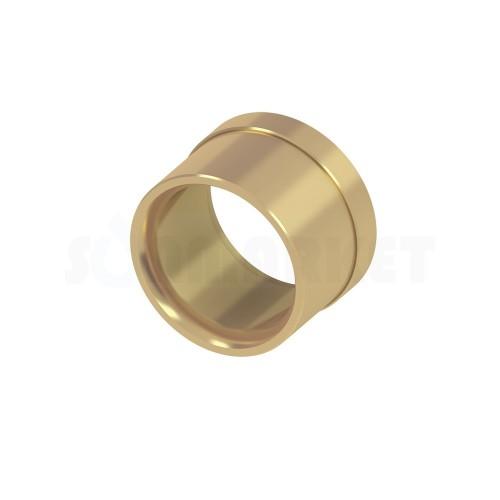 Кольцо натяжное для PE-Xc/Al/PE латунь 63 TECEflex