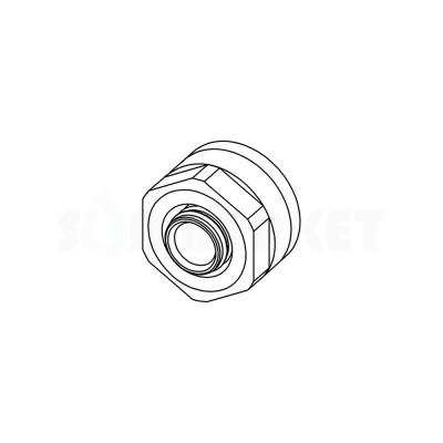 """Евроконус для труб PE-X/Al Дн 20 х 3/4"""" TECEfloor"""