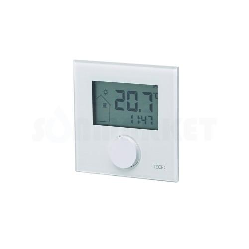 Термостат комнатный дизайнерский беспроводной RTF-D Design с ЖК-дисплеем TECEfloor