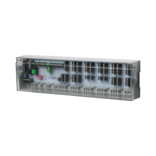 Распределительная коробка системы управления отоплением Standart 230/24В - 6 зон TECEfloor