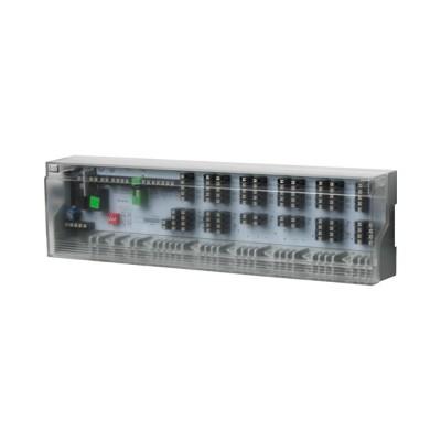 Распределительная коробка системы управления отоплением Standart 230/24В - 10 зон TECEfloor