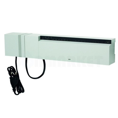 Блок управления системой отопления радиоуправляемый Base 24В - 4 зоны TECEfloor