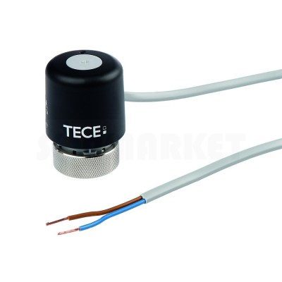 Сервопривод для коллектора теплого пола 24 В TECE