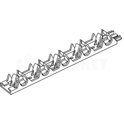 Направляющая для фиксации труб Дн 20мм TECEfloor