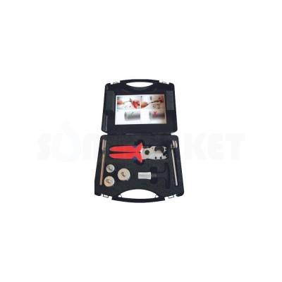 Комплект инструментов для Push-fit диаметров 16-25 TECElogo