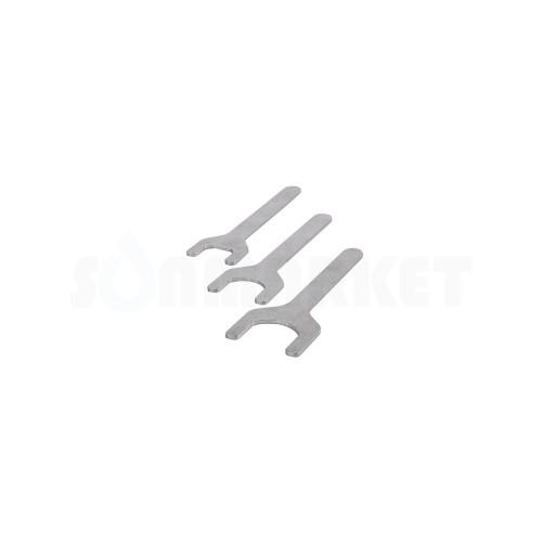 Комплект рожковых ключей для разборки Push-fit соединений диаметром 16-25 TECElogo