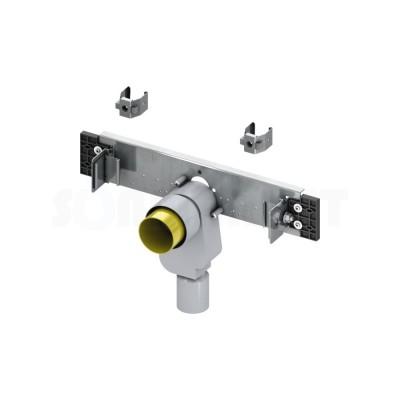Сифон для раковины встраиваемый в комплекте с креплением для каркасной системы TECEprofil