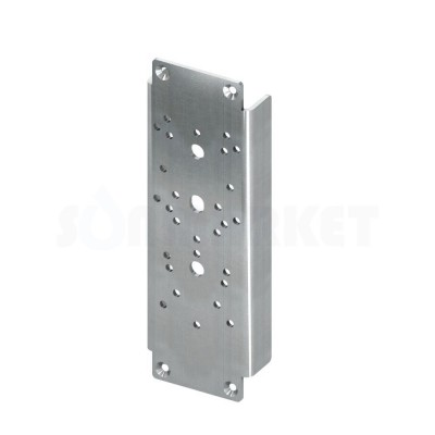 Пластина для установки поддерживающих поручней с застенным модулем арт. 9300009 Тип 3 TECEprofil