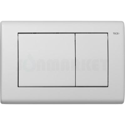 Кнопка смыва для инсталляции с двумя клавишами TECEplanus, белая матовый