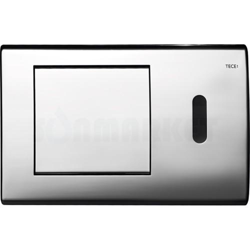 Кнопка смыва для инсталляции с инфракрасным датчиком TECEplanus, хром глянцевый