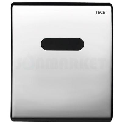 Панель смыва для писсуара с инфракрасным датчиком питание от сети 230/12В хром глянцевый TECEplanus Urinal