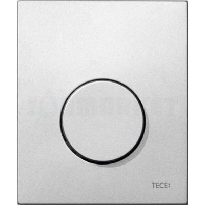 Кнопка смыва для писсуара TECEloop Urinal, пластиковая, хром матовый