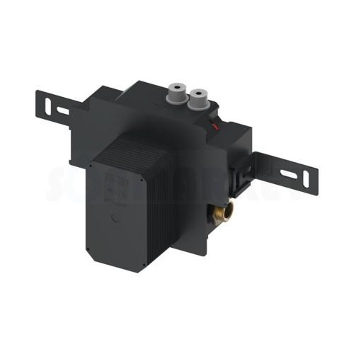 Смывной клапан с электроприводом U2 TECEbox