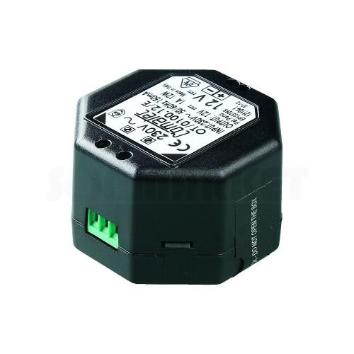Блок питания для панелей смыва трансформатор 230/12В TECE