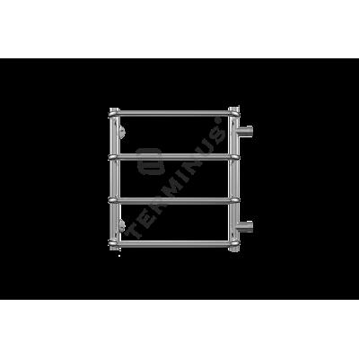 Полотенцесушитель водяной Стандарт (боковое подключение) П4 153 Вт/ч (496x477)