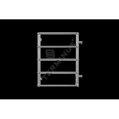 Полотенцесушитель водяной Стандарт (боковое подключение) П5 222 Вт/ч (696x577)