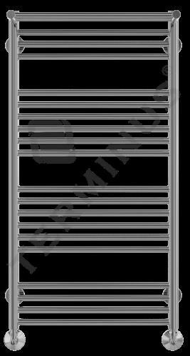 Полотенцесушитель водяной Аврора с 1 полкой П20 494 Вт/ч (1010x532)