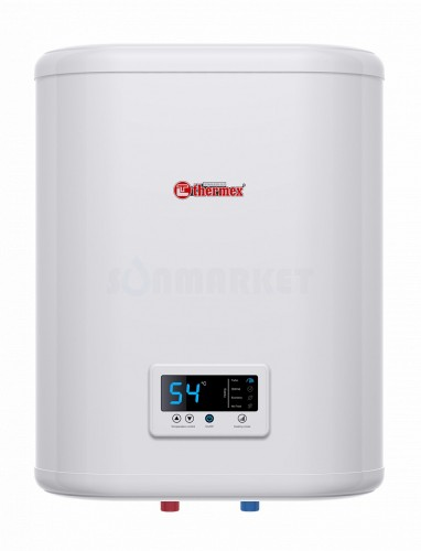 Накопительный водонагреватель 30 л плоский THERMEX IF 30 V (pro)