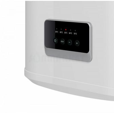 Накопительный водонагреватель 50 л плоский THERMEX Bravo 50