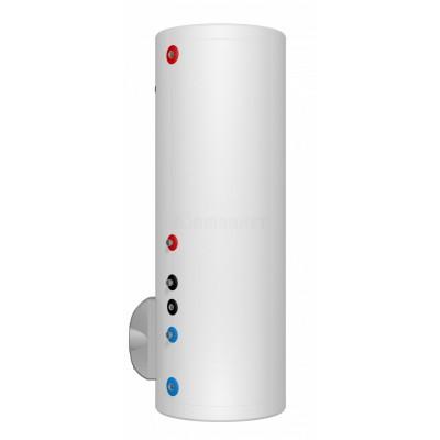 Накопительный водонагреватель 280 л круглый THERMEX IRP 280 V (combi)