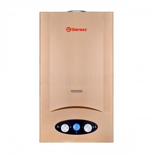 Проточный водонагреватель плоский THERMEX G 20 D Golden brown